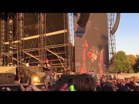 Guns N' Roses - Shadow of your Love 07.07.18 Leipzig