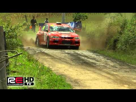 Video Rally Ruta de los Andes TURBOS 2016