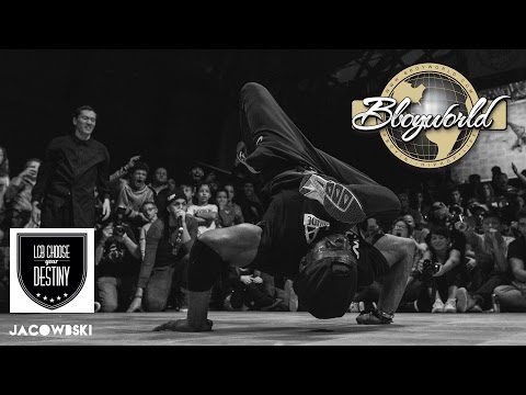 ISSUE & POCKET vs YAMAN & JUNIOR (LCB BATTLE 2015) WWW.BBOYWORLD.COM