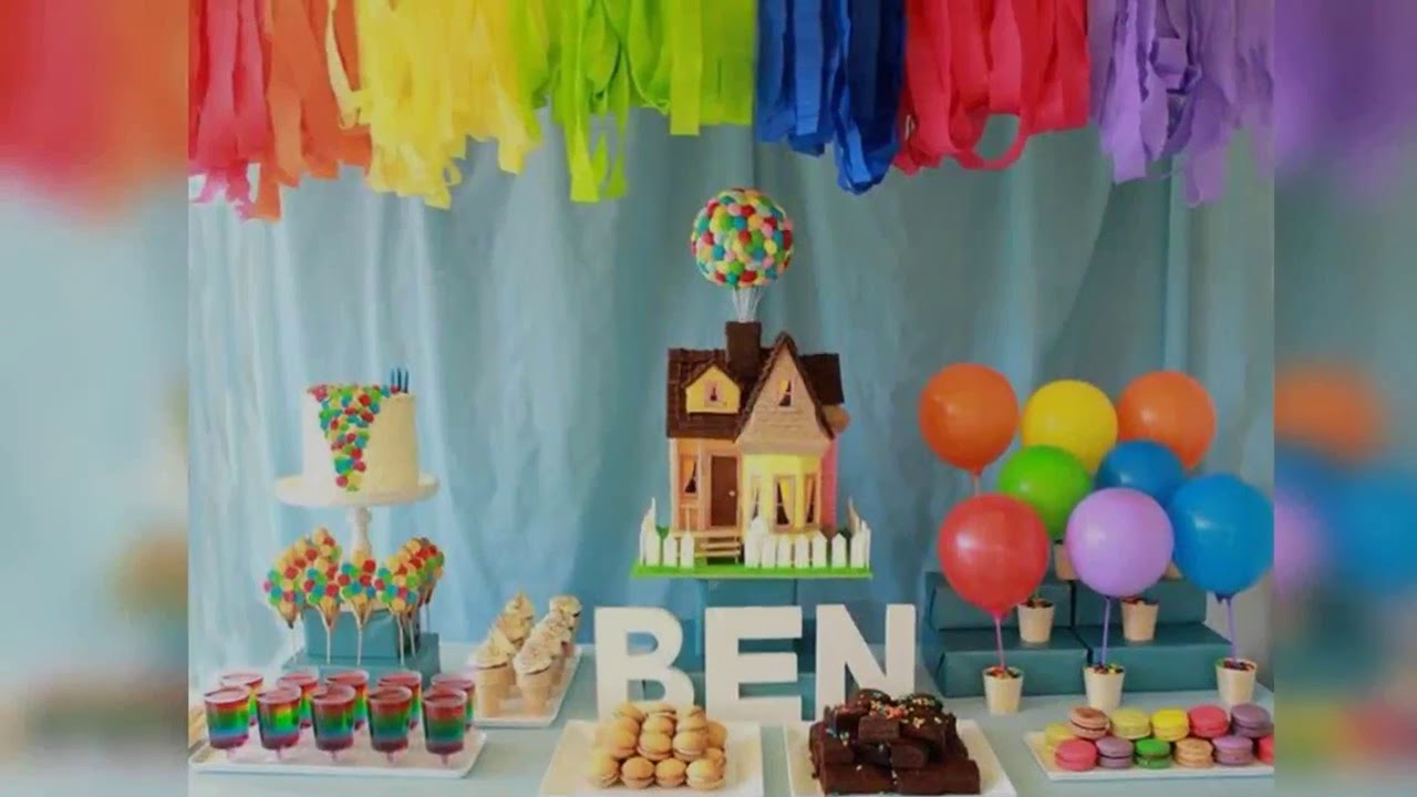 Homemade Birthday Party Decorations For Adults Shop Supplies