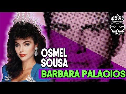 Barbara Palacios - La Miss Universo Consentida de Osmel Sousa.
