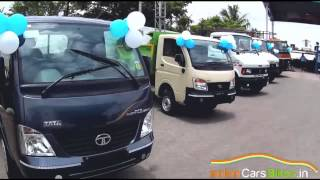 Excel Vehicles - New Tata Motors 3S CV Dealership Pune - Walk Around Video