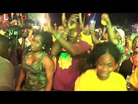 FEMUA 10/  Tiken Jah Fakoly ''Ouvrez Les Frontières''
