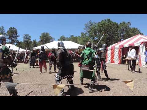 Banneret Tournament Round 5 Fight 1