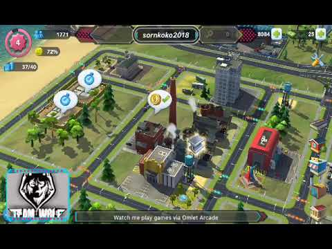 SimCity game |