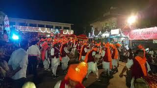 Shigmo#shri mandleshwar managuru shigmostav vazem shiroda 2018#part 1