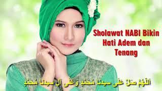 Subhanallah Merdu..!! Sholawat Nabi Bikin Ati Adem plus Tenang (Versi Religi Dangdut) - Stafaband