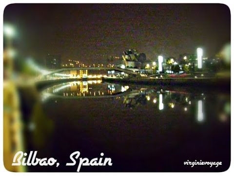 Travel Slideshow #2 - Study Abroad in Bilbao
