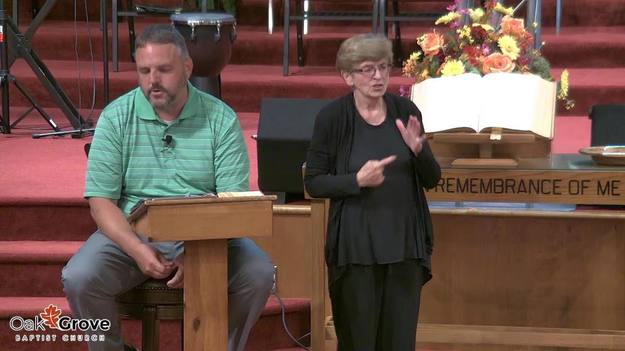 OGBC Midweek Prayer & Praise (September 8, 2021)