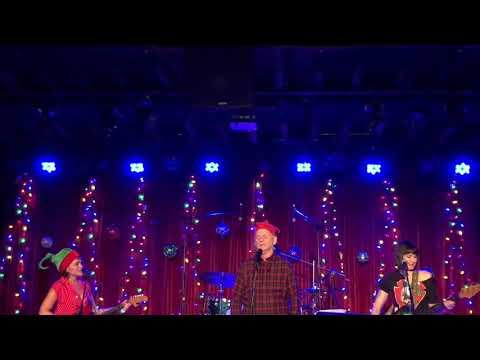 Bill Murray, Norah Jones, Catherine Popper, Sasha Dobson - Puss N Boots Christmas show
