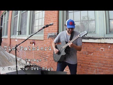 Tim Palmieri: Joe's Garage / Free / I Want To Get High [4K] 2015-07-07 - Stratford, CT