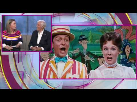 Dick Van Dyke interview Good Day LA