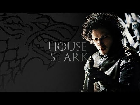 House Stark | The North Remembers (GoT)