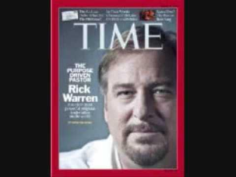 Rick Warren Occult Deception part1of 4