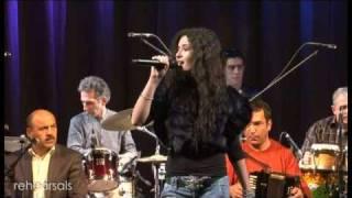 Azerbaijani singer. Aysel Teymurzade. FALL IN