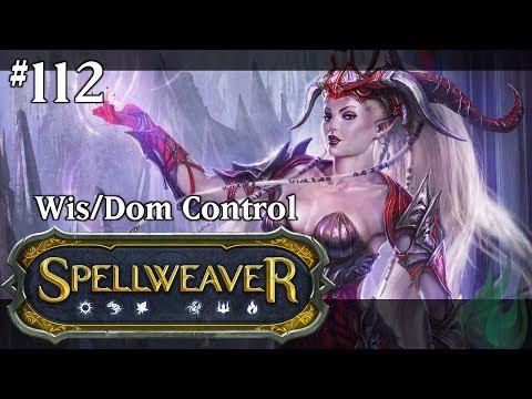 Spellweaver 112 - Wis/Dom Control