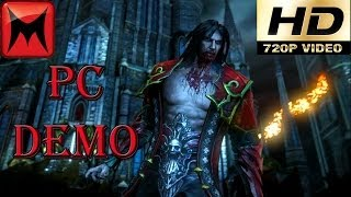 Castlevania Lords of Shadow 2 PC Steam Demo Full Gameplay Ultra Settings 560GTX Ti HD720p