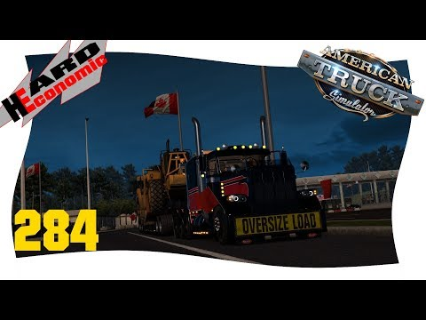 Hard Economic Don | 284 | Rangieren in Thunder Bay [American Truck Simulator]