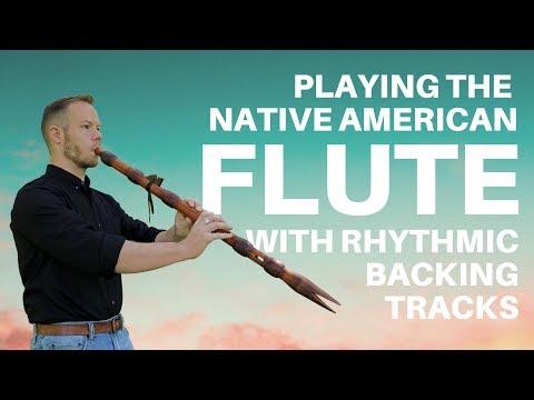 Rhythmic Backing Tracks For Native American Flutes