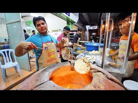 BEST STREET FOOD IN MELAKA, MALAYSIA + INDIAN Street Food ! MOUTHWATERING Malaysian STREET FOOD Tour