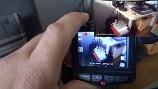 Повний високої чіткості 1080p автомобільний відеореєстратор автомобіля камера Video Recorder тире Cam G-сенсор