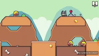 Let's play sur super cat bros #3