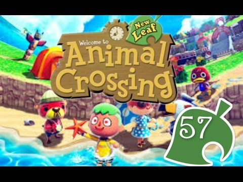 Animal Crossing New Leaf Gameplay~ Episode 57 - YouTube