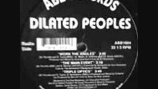 Dilated Peoples - Work The Angles (Remix)