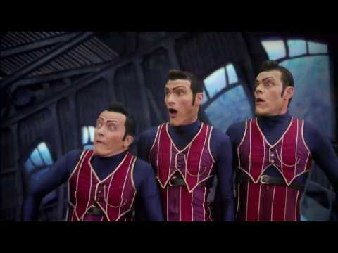 We Are Number One but it's remixed with Tunak Tunak Tun