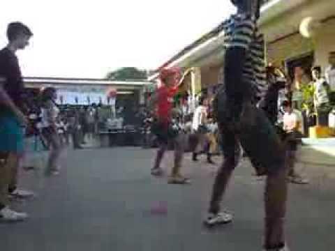Grupo Swing Dance no São Félix