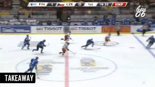 2014 IIHF WJC U20 - David Pastrňák Highlights