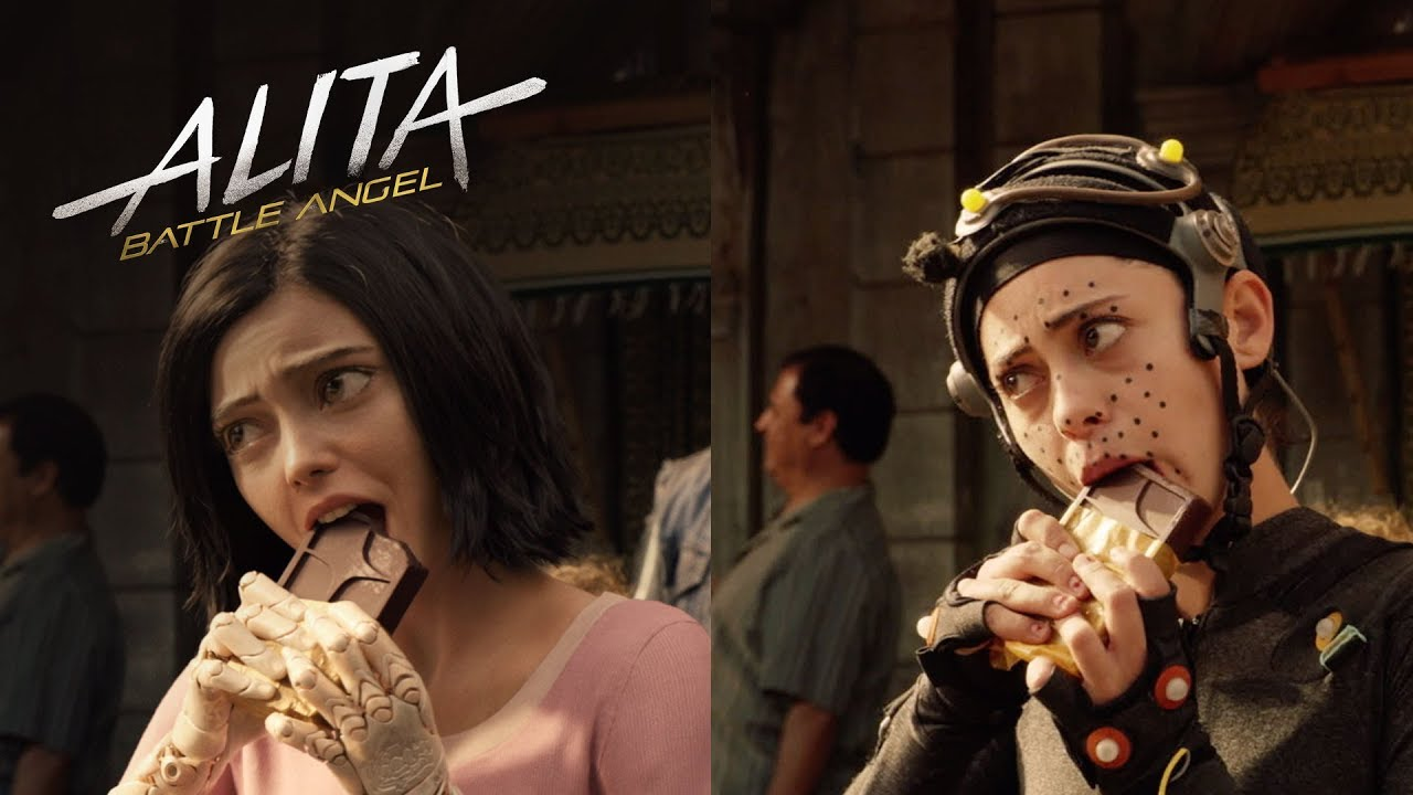 Alita: Battle Angel: Watch WETA Turn Rosa Salazar Into a Hero