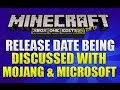 Minecraft Xbox One: Microsoft Working With Mojang On Official Release Date [NEW INFO!]