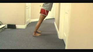 Stretches for the Achilles Tendon