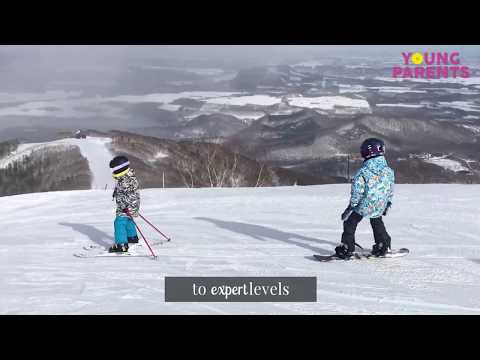 Young Parents travels to: Club Med Sahoro, Japan