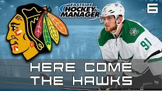 Here Come The Hawks | Episode 6 | Eastside Hockey Manager