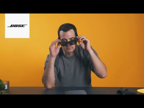 Sunglasses With a Soundtrack: Bose Frames Review w/ Jon Rettinger | Bose