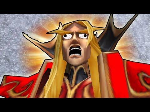 Warcraft 3 - Melee Games from the PTR! 1v1/2v2/3v3/4v4/FFA!