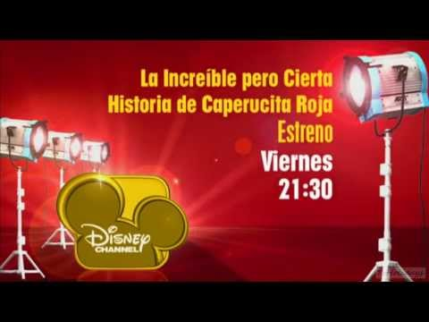 Disney Channel HD Spain Continuity 08-05-13 hd1080