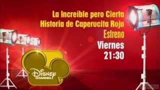Disney Channel HD Spain Continuity 08-05-13 hd1080