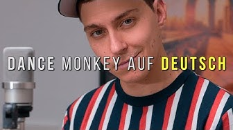 TONES AND I - DANCE MONKEY (GERMAN VERSION) by Voyce