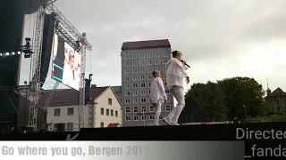 Go where you go, Bergen 2017
