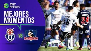 Universidad de Chile 1 - 3 Colo Colo | Campeonato PlanVital 2021 - FECHA 22