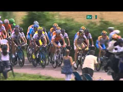 2009 Tour de France Stage 11 Highlights