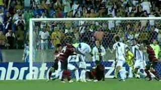 Vasco 2x0 Flamengo 23 03 2009