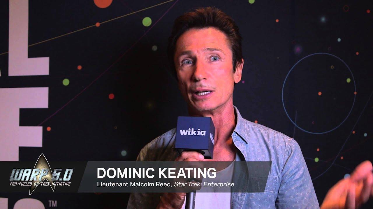 Dominic Keating 2016