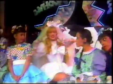 ANGELICA - MILK SAKE - TV MANCHETE - 1989