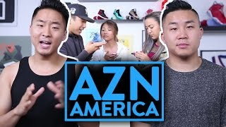 ASIAN AMERICA -  THEN vs NOW