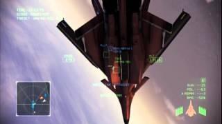 Ace Combat Infinity - CFA 44 Nosferatu Vs QFA 44 Carmilla (HD)