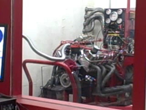 Precision race engines 331 ford stroker crate engine dyno test youtube precision race engines 331 ford stroker crate engine dyno test malvernweather Images